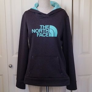 THE NORTH FACE Pullover Hoodie Charcoal M